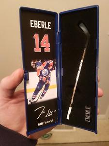 Edmonton Oilers Jordan Eberle Mini Stick