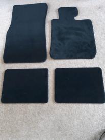 Brand new car mats