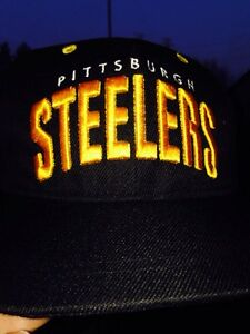 NFL Pittsburg Steelers SnapBack ballcap