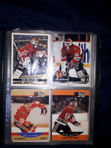 Rare collection of cards from the 90's