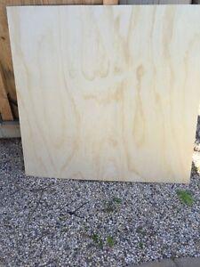Pine sheeting