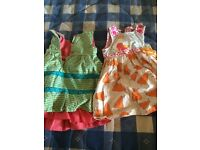 Childs summer dresses
