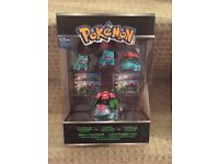 Pokemon - (Tomy) Bulbasaur Evolution 4 x Toys