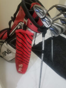 Ping G30 iorns  for Sale left hand 5-pw