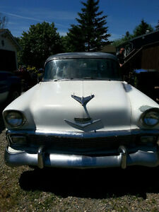 1956 Chevy Station Wagon 9 Seater ~ RARE!