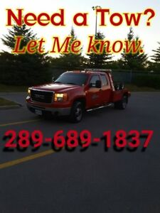 24/7 Need a Tow? Want to Scrap a Vehicle? Call us 289-689-1837