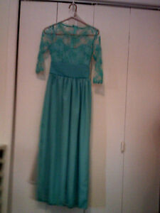 Dress Gown Long, NEW LOW PRICE