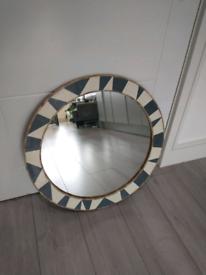 Next Home Round Mirror RRP £65
