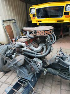 Torana 173 Engine and Trimatic Gearbox | Engine, Engine