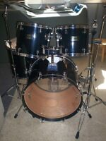 Mapex Drums + Hardware