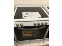 Montpellier 60cm wide electric Cooker with ceramic hobs