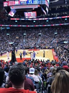 RAPTORS VS BOSTON CELTICS - OCT 19 - 3RD ROW GOLDS - SECTION 113