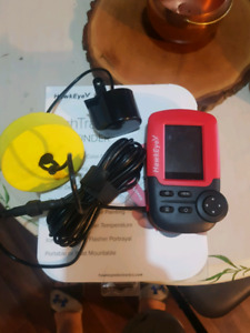 Hawkeye ft1pxc fishfinder for sale or trade for same value