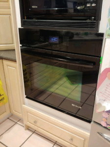 Jenn-Air wall oven 1 year old like new