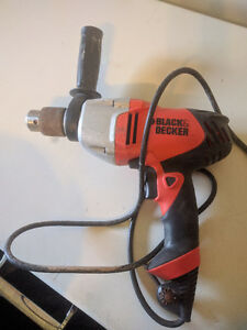 """Corded ½"""" drill"""