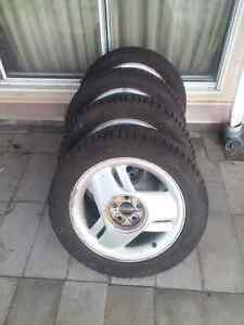 Sunfire wheels and tires