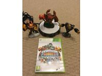 Skylander Giants starter pack for Xbox 360 with game