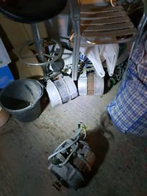 Ipso, loadstar, broadbent, rex motors for launderette machine