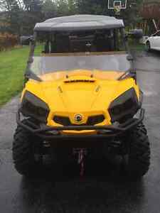 BRP Bombardier 2014 Can-Am Commander Max XT 4 seat Side by side St. John's Newfoundland image 2
