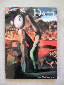 DALI  - Art Book on the life and works of Salvador Dali