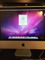 Apple iMac Mid 2007 Win 7 / OSX - Needs DVD player repaired