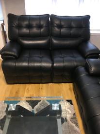 Westwood leather sofas