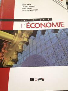 Initiation à l'économie, et autres. Québec City Québec image 3