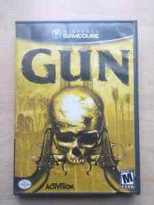 GUN sur gamecube