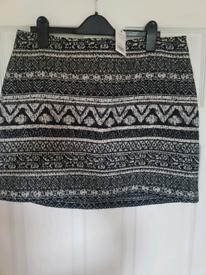 New skirt size 16