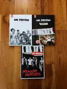3 CD One Direction Limited Yearbook Edition