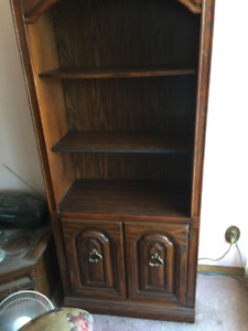 Large Bookcase for Sale
