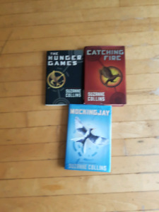 Hunger games books