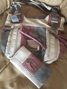 Guess purses and Miche sleeves