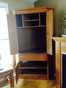 MOVING MUST SELL!!! Teak TV Cabinet