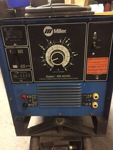 Mint Condition Miller Stick welder For Sale