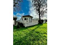 luxury second 2 bed caravan at Bunn Leisure in Selsey