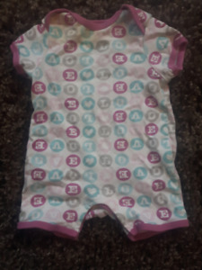 Baby Girl Clothes Sizes 6-12 Months