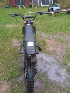 Apollo 125cc 2012 dirtbike