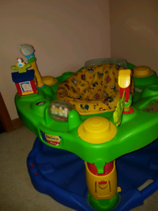 Exersaucer,wonderful for babies