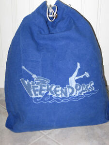 ...A Week-End Pass...OR...P.J.Over-Nite Tote Bag!