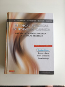 Medical-Surgical Nursing in Canada: 3rd Edition