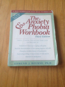 The Anxiety & Phobia Workbook - Third Edition