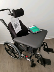 NEW  TILT WHEELCHAIR