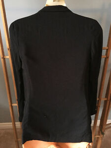 "Aritzia TALULA Black ""KENT"" BOYFRIEND Blazer, Sizes 0/XS and 4/S London Ontario image 8"