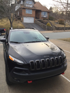 2018 JEEP CHEROKEE TRAILHAWS LETHER PLUS + All TEC PACKAGES