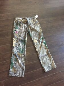 Women's hunting pants Under Armour camo