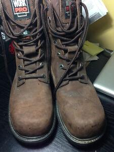 work boots CSA steek toe