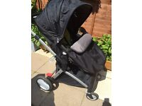 Mothercare Roam travel system & isofix base