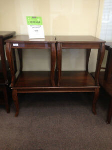 Mattie Coffee and End Tables