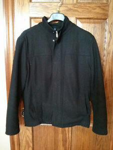 Like New Mens Wool Jacket